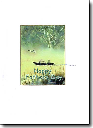 Happy Father's Day On the River image