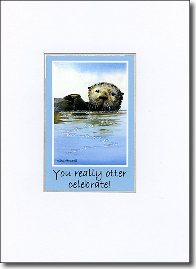 You Really Otter Celebrate image