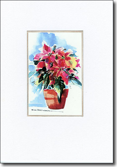 Pink Poinsettia image