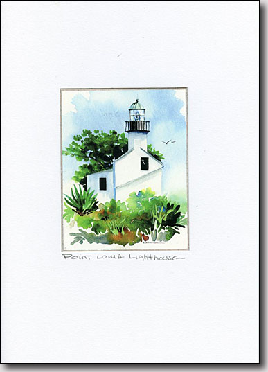 Point Loma Lighthouse image