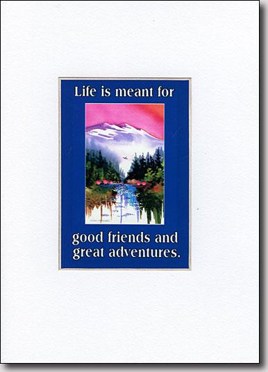 Prism Sky Adventure Quote image
