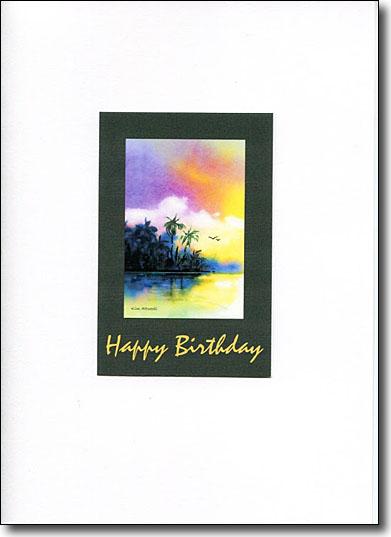 Prism Sky Happy Birthday