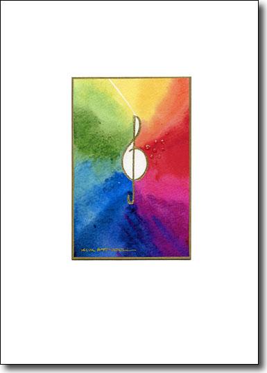 treble clef image
