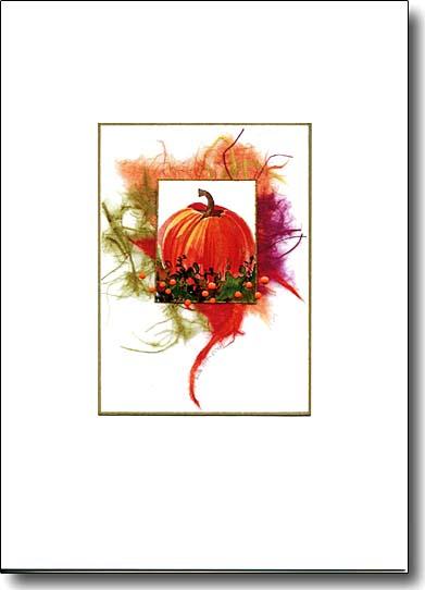 Happy Thanksgiving Pumpkin image