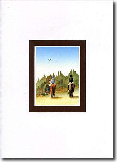 horse riders image