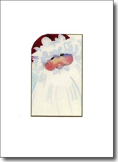 santa image, santa card