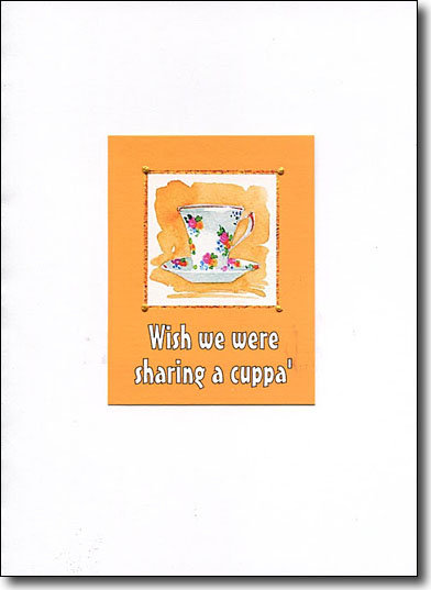 Sharing A Cuppa image