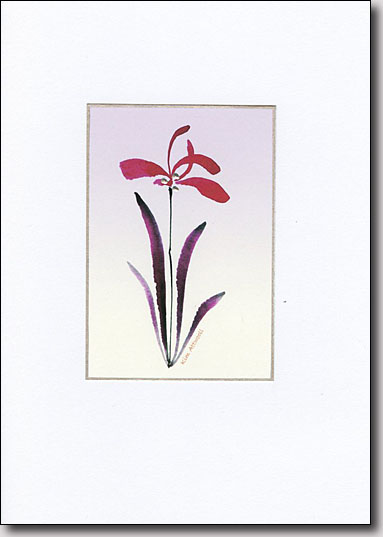 Simple Orchid image