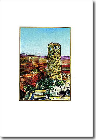 South Rim Tower image