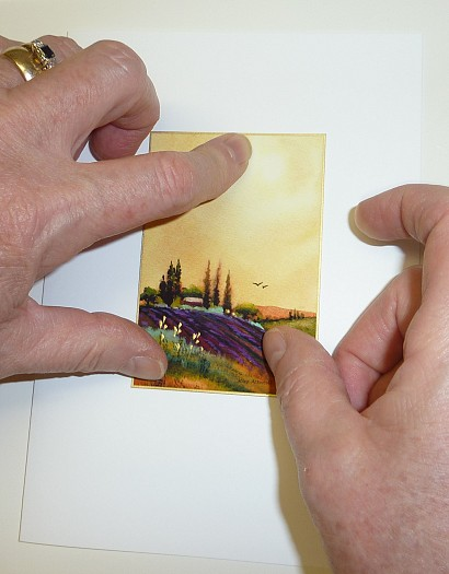 about handmade cards