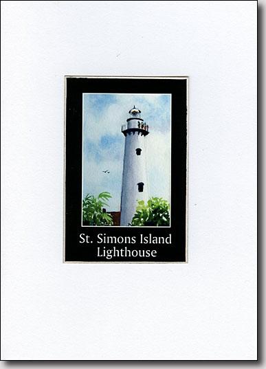 St. Simons Island Light image