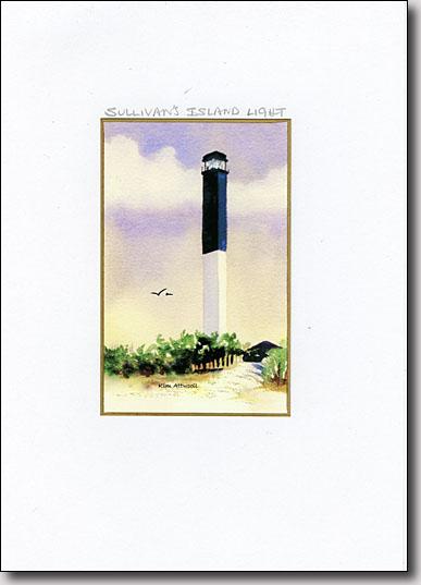 Sullivan's Island Lighthouse image