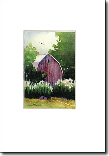 Summer Barn image