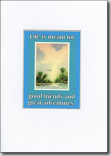 Tropical Dream Adventure Quote image