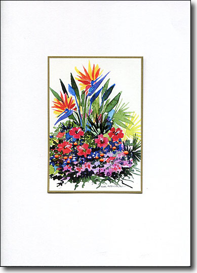 Tropical Flowers image