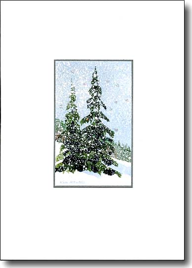 fir trees image