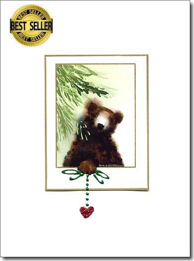 Valentine Bear image
