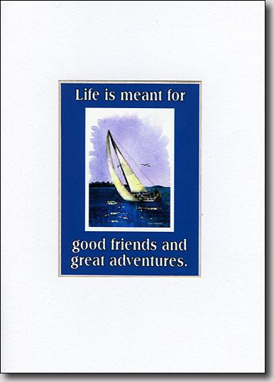 Wake Adventure Quote image