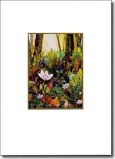 White Spring Flower image