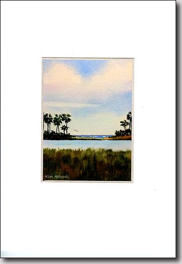 Beach and Lagoon image
