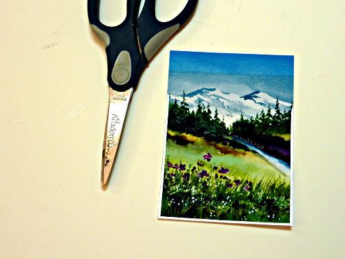 cutouts image, card making ideas, embellishing images