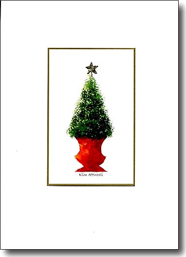 Gold Star Topiary image