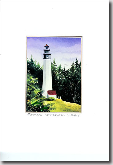Gray's Harbor Lighthouse image