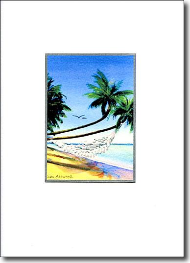 Hammock and Palms image
