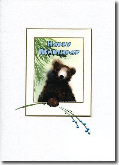 Happy Bearthday image