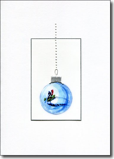 Pelican Ornament image