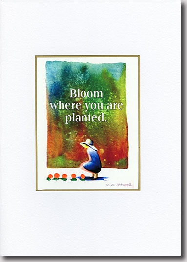 Bloom Where You Are Planted image