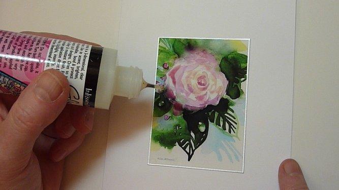 image embellishment, handmade card ideas