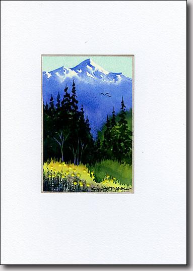 Yellow Mountain Flowers image